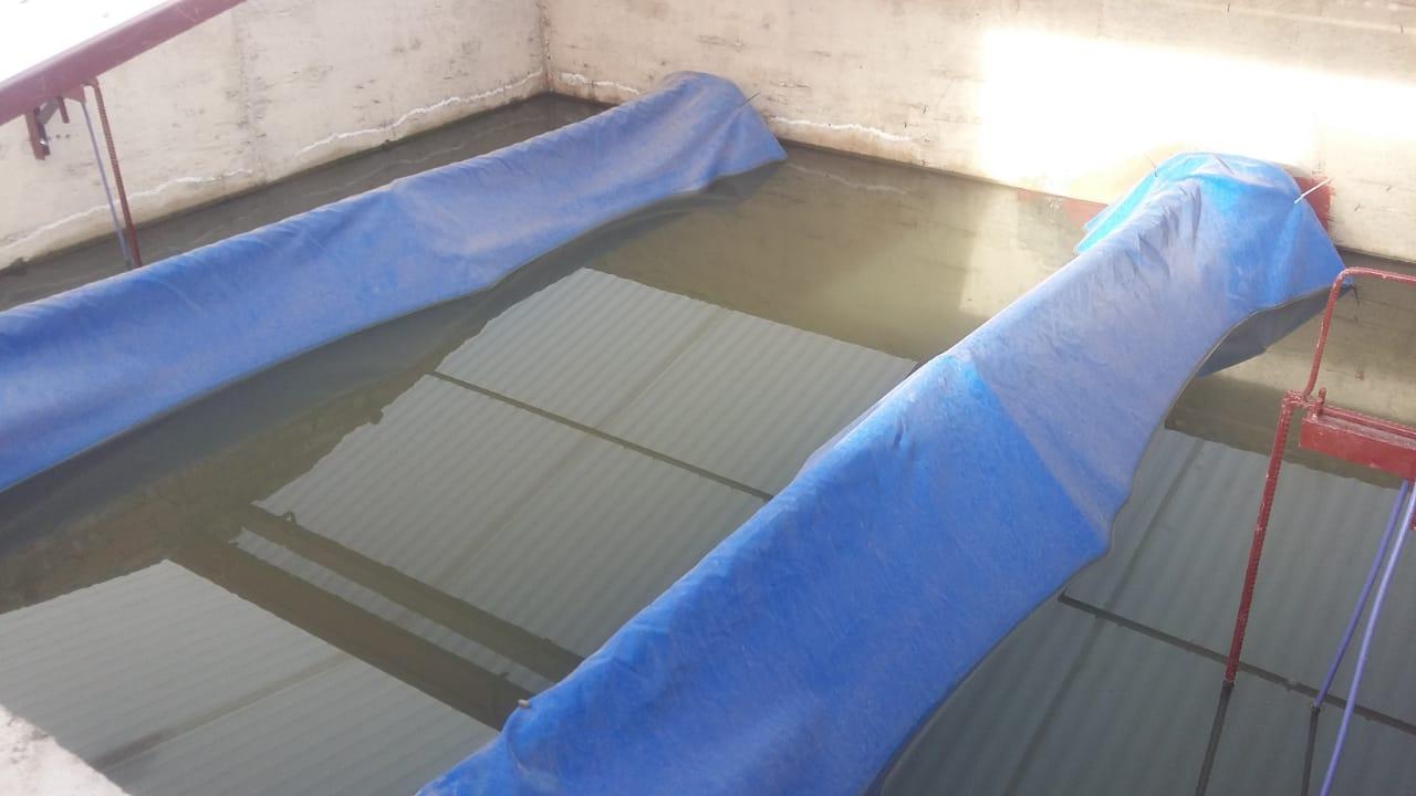 Proyectos de plantas depuradoras